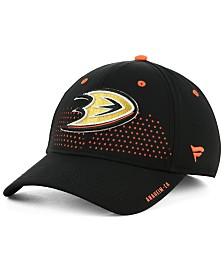 Authentic NHL Headwear Anaheim Ducks Draft Structured Flex Cap