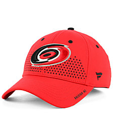 Authentic NHL Headwear Carolina Hurricanes Draft Structured Flex Cap