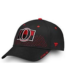 Authentic NHL Headwear Ottawa Senators Draft Structured Flex Cap