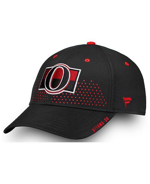 new style b10b4 1d173 Authentic NHL Headwear Ottawa Senators Draft Structured ...