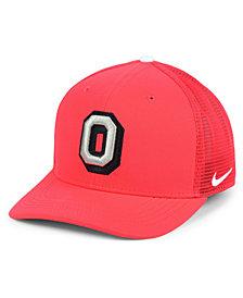 Nike Ohio State Buckeyes Col Aro Swooshflex Cap