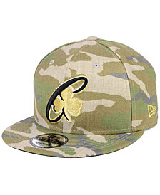 New Era Boston Celtics Combo Camo 9FIFTY Snapback Cap