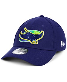 New Era Tampa Bay Rays Team Classic 20th Anniversary 39THIRTY Stretch Fitted Cap