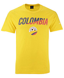 Fifth Sun Men's Colombia National Team Gym Wedge World Cup T-Shirt