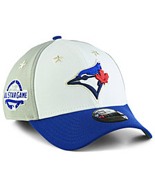 New Era Toronto Blue Jays All Star Game 39THIRTY Stretch Fitted Cap 2018