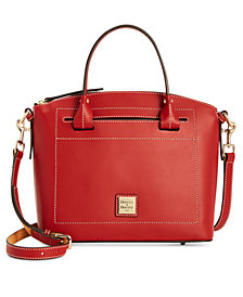 Dooney & Bourke Beacon Domed Medium Satchel
