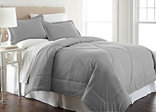 Micro Flannel® Solid Color Comforter Mini Set Collection