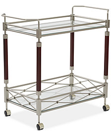 Ronell Serving Cart, Quick Ship