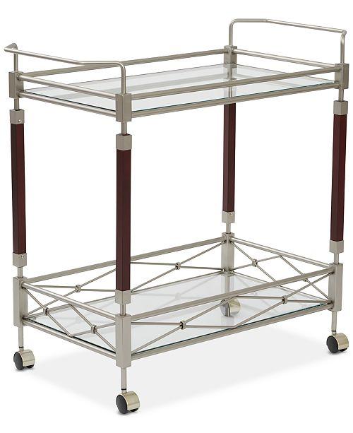 Office Star Ronell Serving Cart