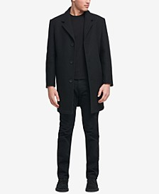 Men's Tailored Topcoat, Created for Macy's