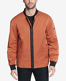 DKNY Men's Utility Bomber Jacket, Created for Macy's