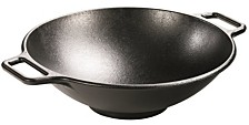 "Lodge 14"" Cast Iron Wok"