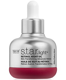 S.T.A.R. Light Retinol Night Oil, 1-oz.