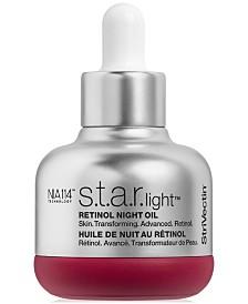 S.T.A.R. Light Retinol Night Oil, 1-oz.