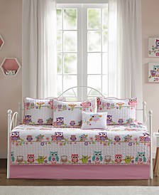 Mi Zone Kids Wise Wendy Reversible 6-Pc. Daybed Set