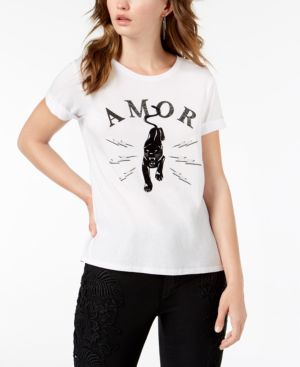 PANTHER GRAPHIC-PRINT T-SHIRT