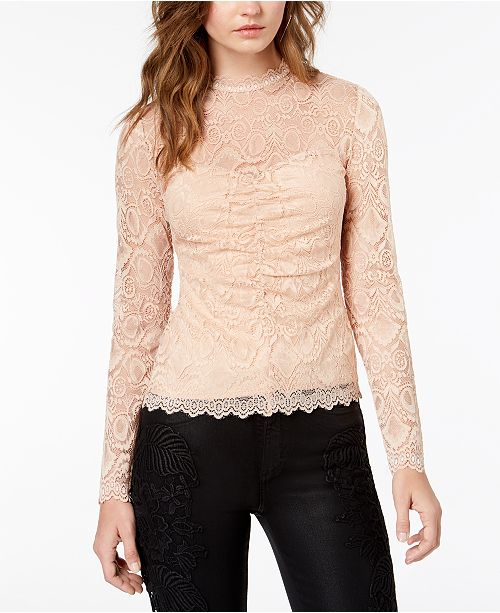 GUESS Clarissa Lace Top