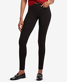 HUE® Hidden Pocket Ultra Cotton Leggings