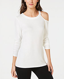 I.N.C. One-Shoulder Top, Created for Macy's