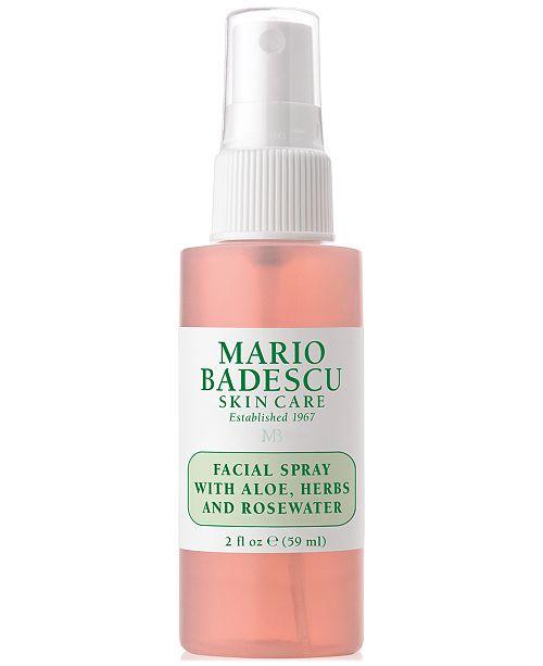 Mario Badescu Facial Spray With Aloe Herbs Rosewater 2