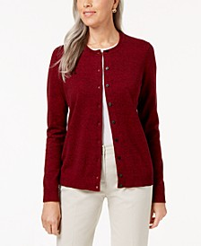 Button-Down Cardigan, Created for Macy's