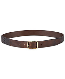 Hugo Boss Men's Johan Leather Belt