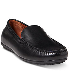 Polo Ralph Lauren Men's Redden Leather Moc Drivers