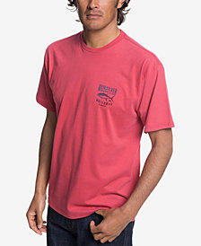 Quiksilver Men's Gradient Curve Graphic T-Shirt