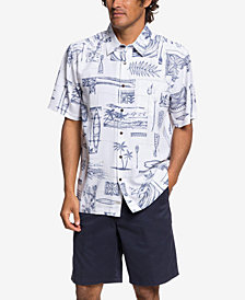 Quiksilver Waterman Men's Hana Hooks Shirt