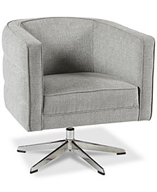 Emily Lounge Chair, Quick Ship