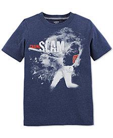 Carter's Little & Big Boys Baseball-Print T-Shirt