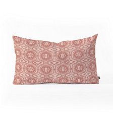 Deny Designs Holli Zollinger ANTHOLOGY OF PATTERN SEVILLE  PINK Oblong Throw Pillow