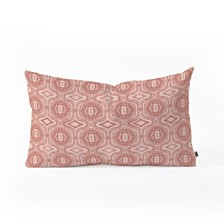 Deny Designs Holli Zollinger ANTHOLOGY OF PATTERN SEVILLE  PINK Oblong Throw Pillow