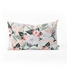 Deny Designs Iveta Abolina Carmella Creme Oblong Throw Pillow