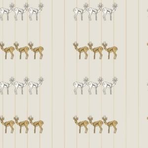 Novogratz for Tempaper Spirit Animal Self-Adhesive Wallpaper