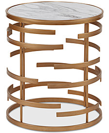 Courtney Accent Table, Quick Ship