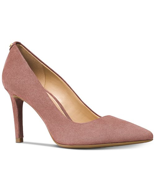 f9752252328 Michael Kors Dorothy Flex Pumps   Reviews - Pumps - Shoes - Macy s