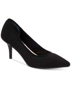 Image of Alfani Women's Step 'N Flex Jeules Pumps, Created for Macy's Women's Shoes