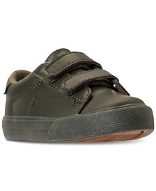 Polo Ralph Lauren Toddler Boys' Easten EZ Casual Sneakers from Finish Line