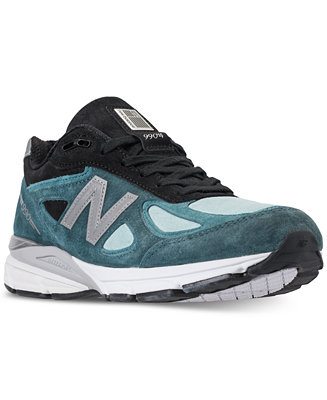 reputable site 8a91c 47668 New Balance Men's 990 V4 Running Sneakers from Finish Line