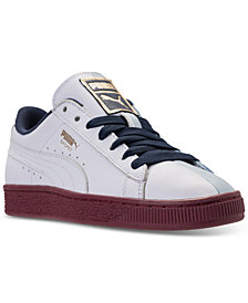 Puma Women's Basket Casual Sneakers from Finish Line