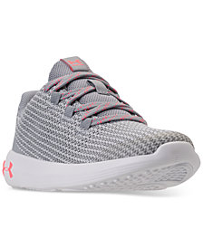 Under Armour Girls' Ripple Running Sneakers from Finish Line
