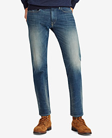 Polo Ralph Lauren Men's Hampton Athletic Stretch Jeans