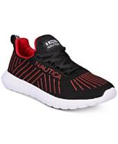 125e75f60a537 Nautica Little & Big Boys Booking Athletic Sneakers