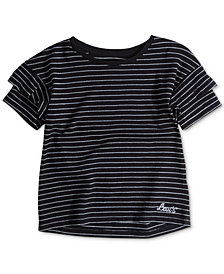 Levi's® Toddler Girls Striped Cotton T-Shirt