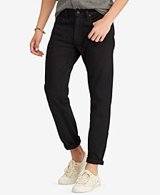 Polo Ralph Lauren Men's Hampton Relaxed Straight Jeans