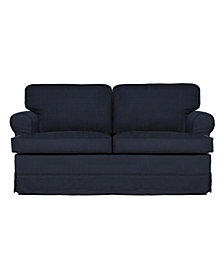 Sofas 2 Go Everett Loveseat Midnight
