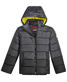 RM 1958 Big Boys Kyle Colorblocked Hooded Jacket