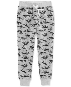 Carters Big Boys DinosaurPrint Jogger Pajama Pants
