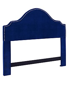 Sullivan Headboard, King/California King, Sapphire